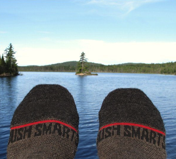 Best hiking and everyday socks I own. I have six pair.