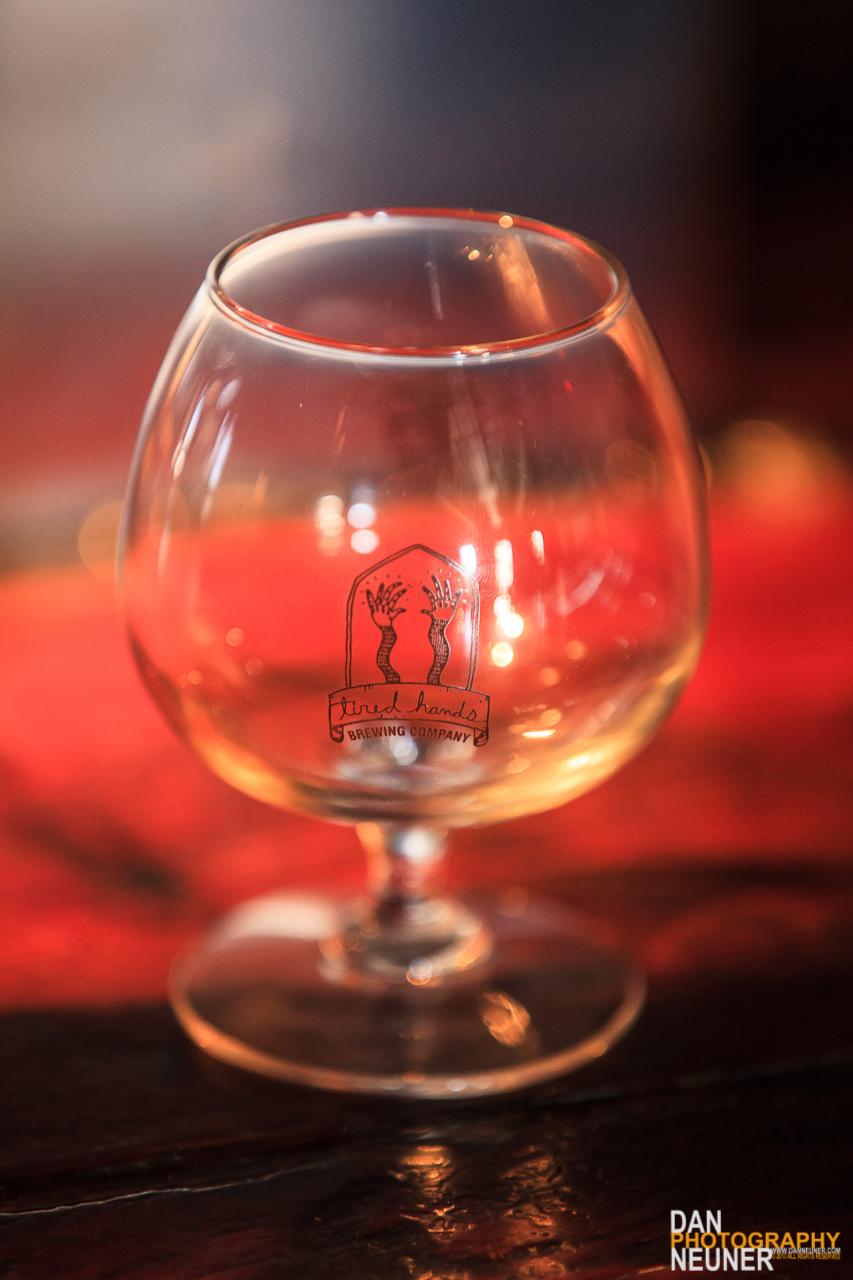 FatherBeast glassware