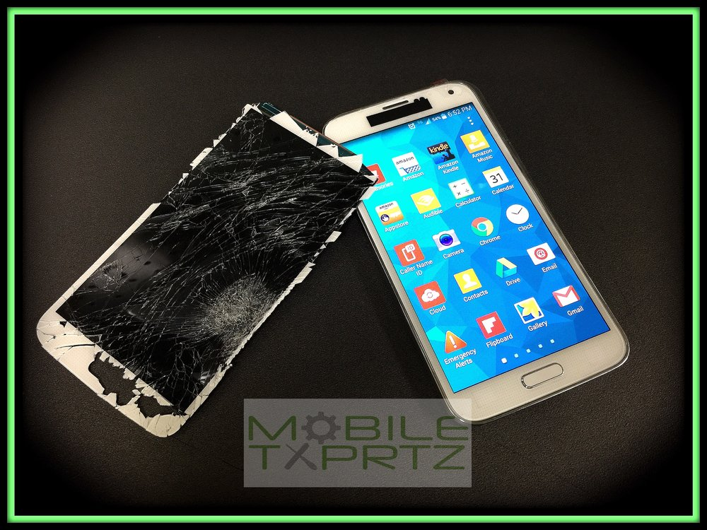 Samsung Galaxy S5 LCD & Digitizer Replacement - $140