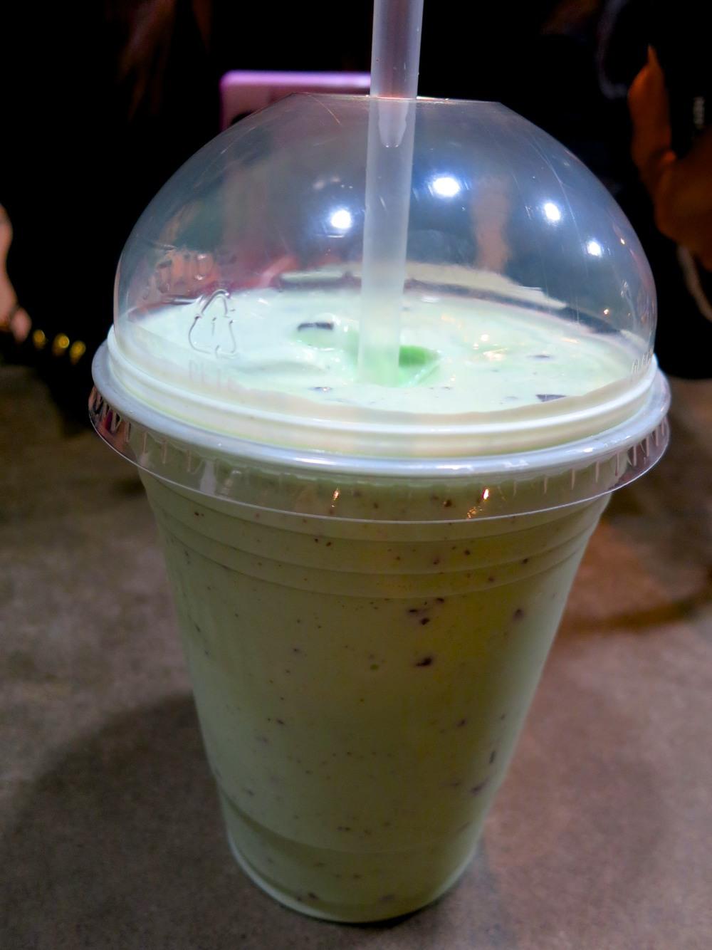 Mint Milkshake