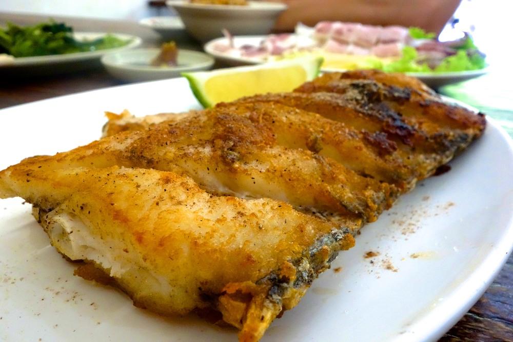 煎带鱼Beltfish
