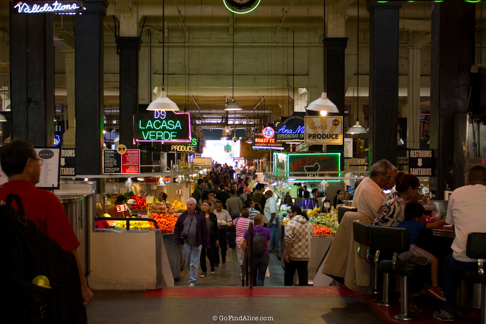 The Grand Central Market