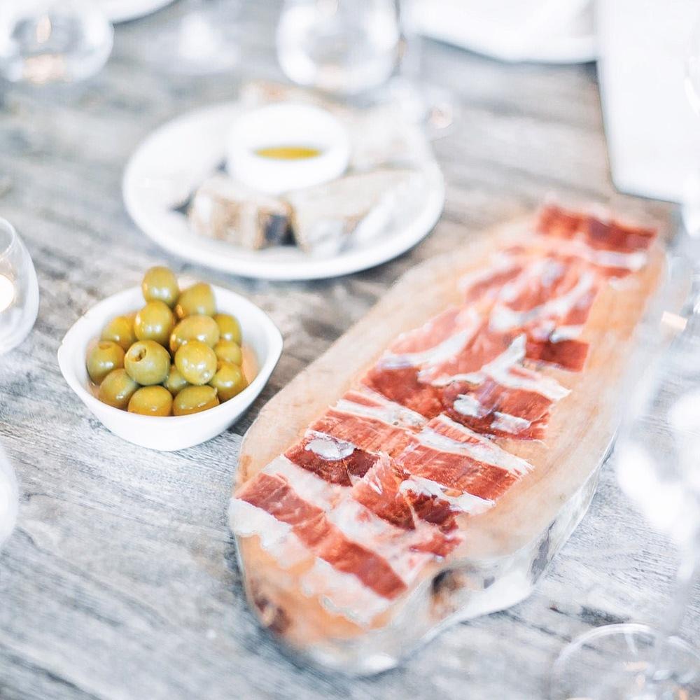 Iberica - Iberian acorn fed Presa jamon