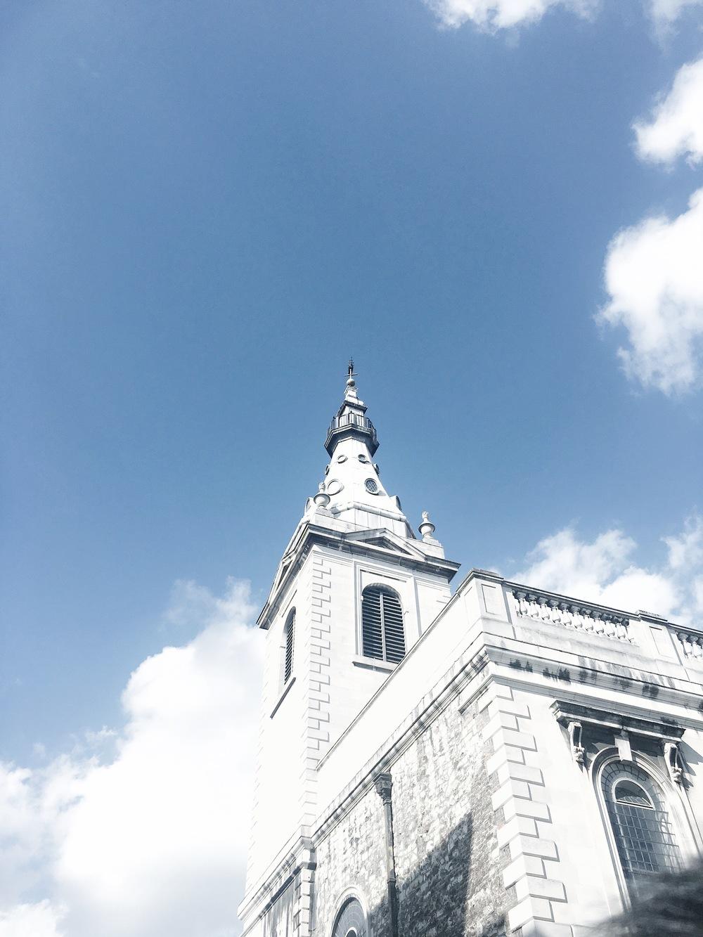 St. Nicholas Cole Abbey, London