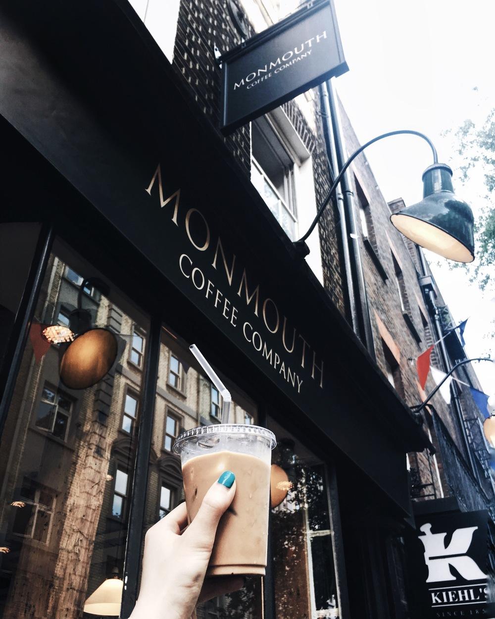 London - Monmouth Coffee