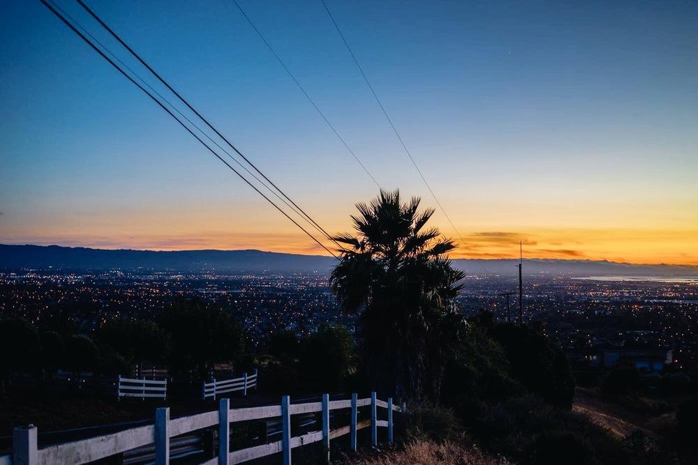 Sierra Vista Open Space Preserve, San Jose