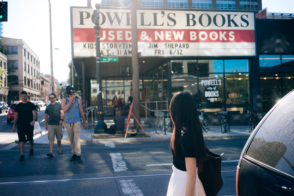 Powell's Bookstore, Portland