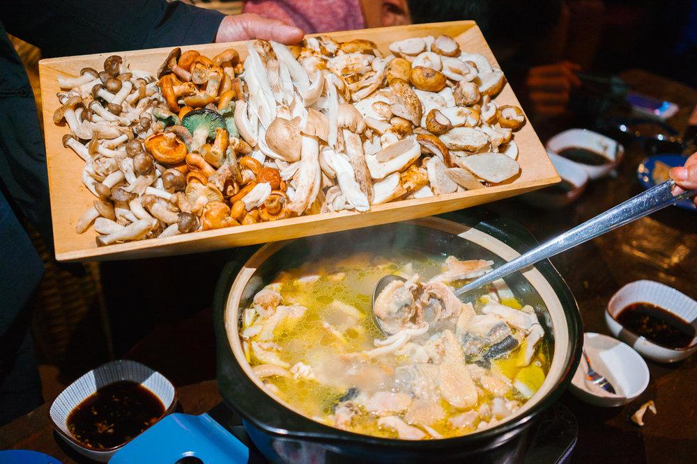 Endless Truffles + Chicken Soup 云南松茸鸡汤
