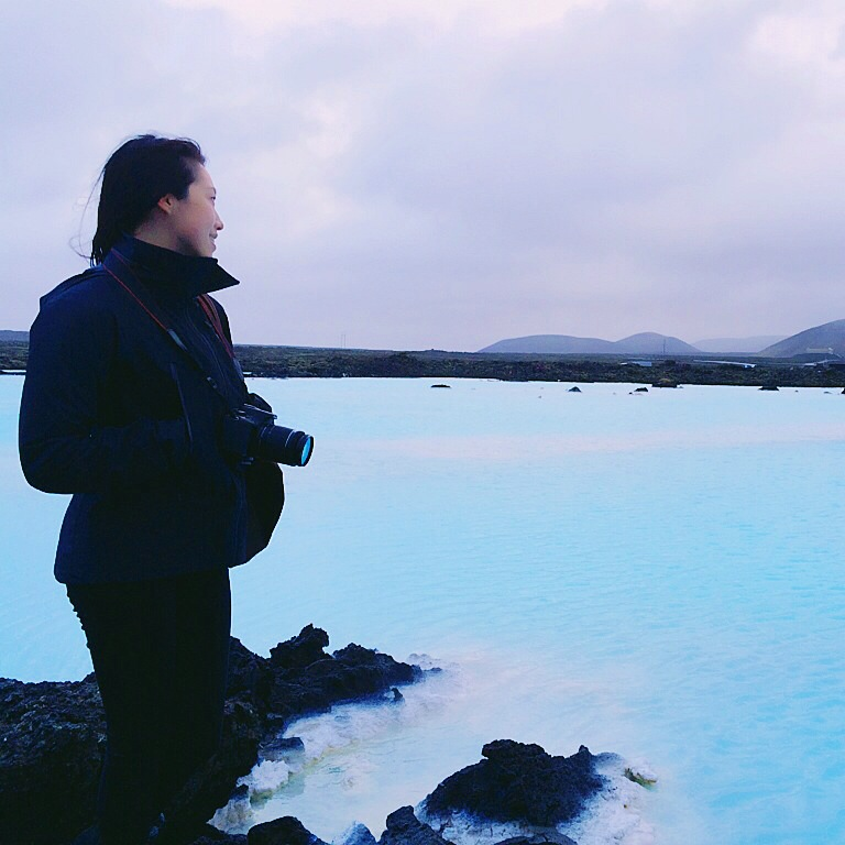 Blue Lagoon, Iceland (2014)