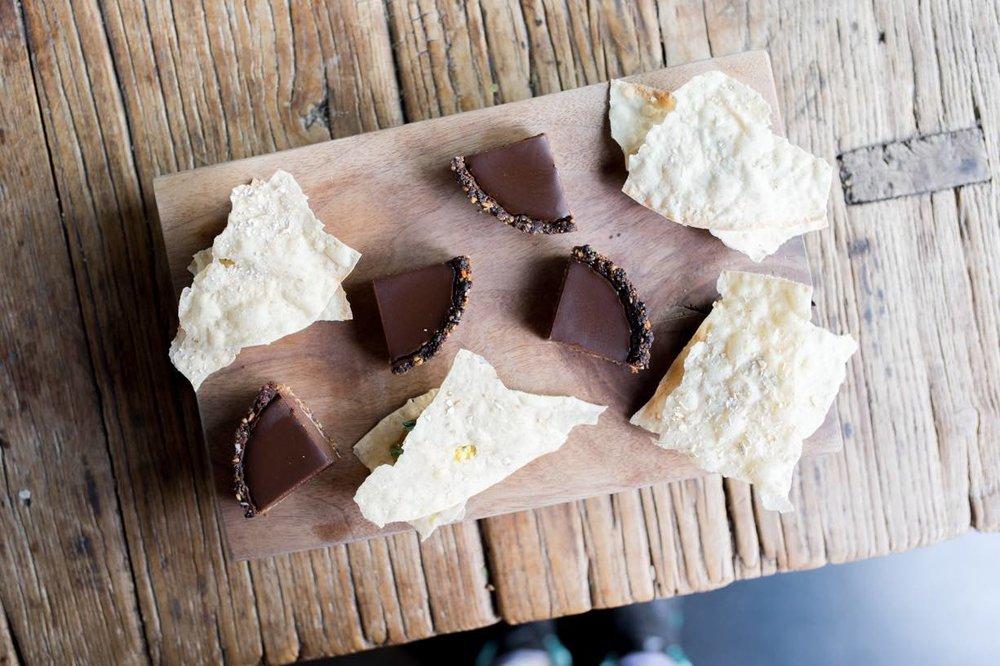Amaaazingg chocolate bites