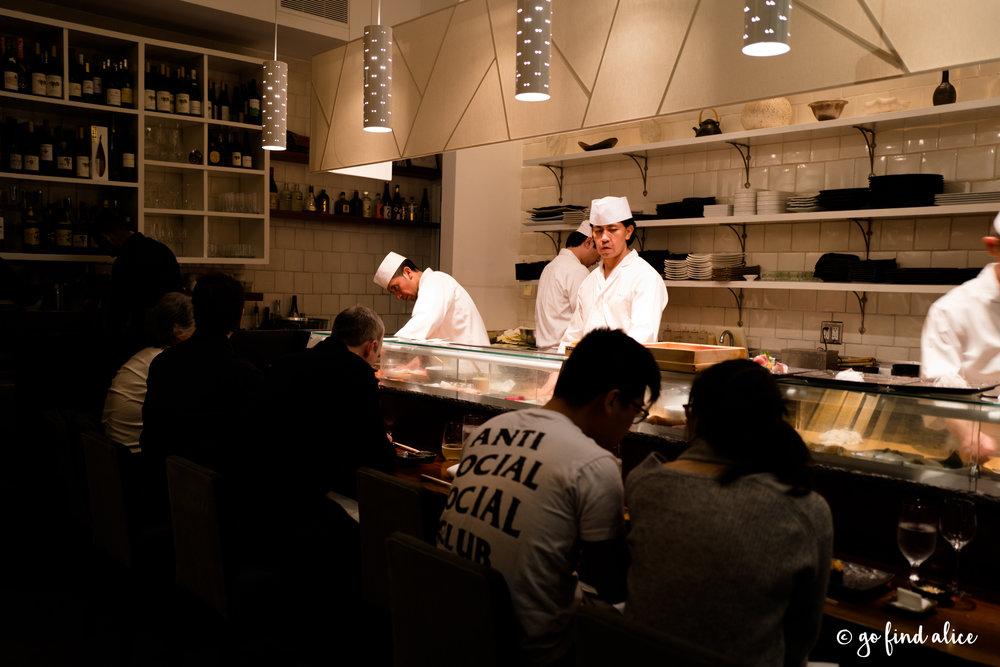 15 East Sushi Bar