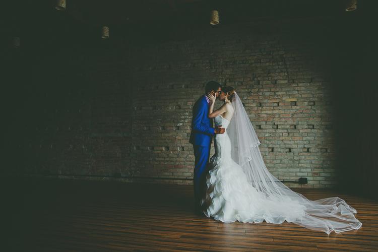 Modern Artistic Wedding Photography At Loft 42 In Skaneateles NY
