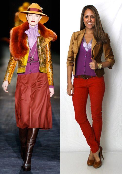 Gucci Runway Inspiration