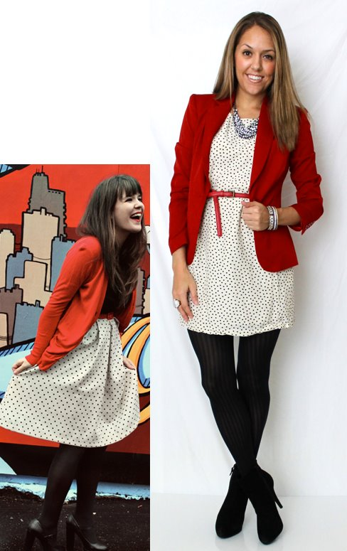 Dresses & Blazers