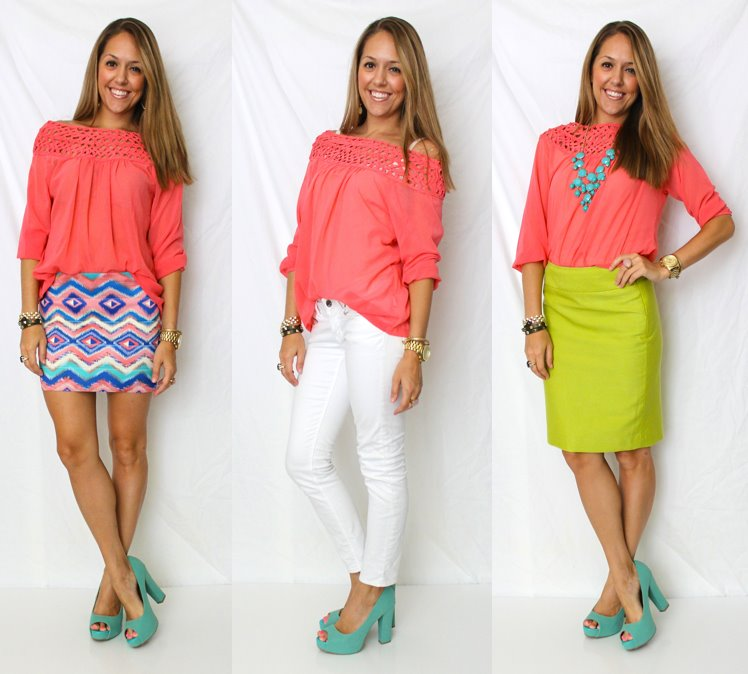 Armour Boutique Top: 3 Ways