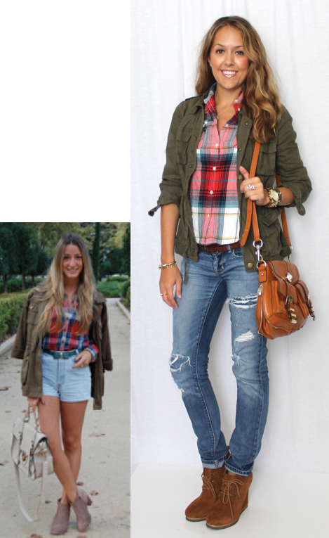 Today's Everyday Fashion: Yummy Fall