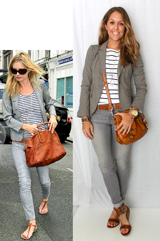 Today S Everyday Fashion Two Shades Of Gray J S