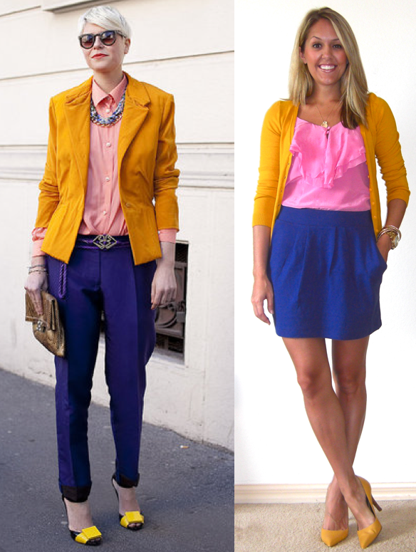 What is color blocking in fashion 72