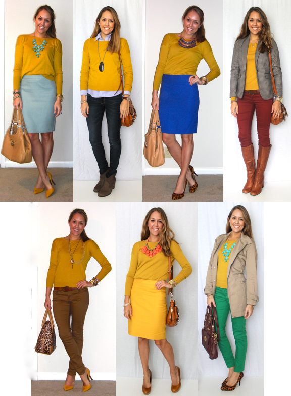 Todayu0026#39;s Everyday Fashion The Mustard Sweater U2014 Ju0026#39;s Everyday Fashion