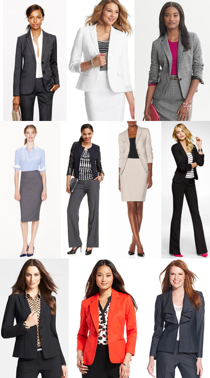 Today's Everyday Fashion: What to Wear for a Job Interview ...