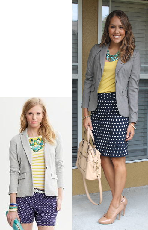Inspiration: Banana Republic