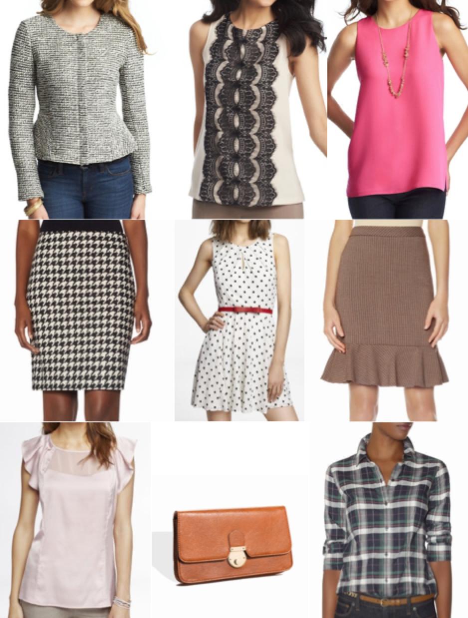 Dresses at fashion express