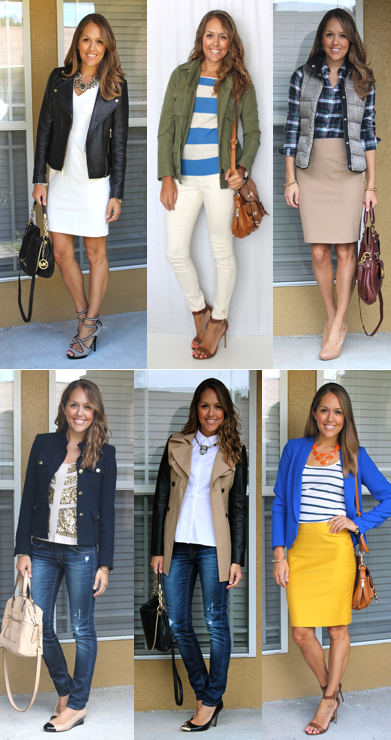 6 Jackets for Spring + Top 10 Shoe Trends — J's Everyday ...