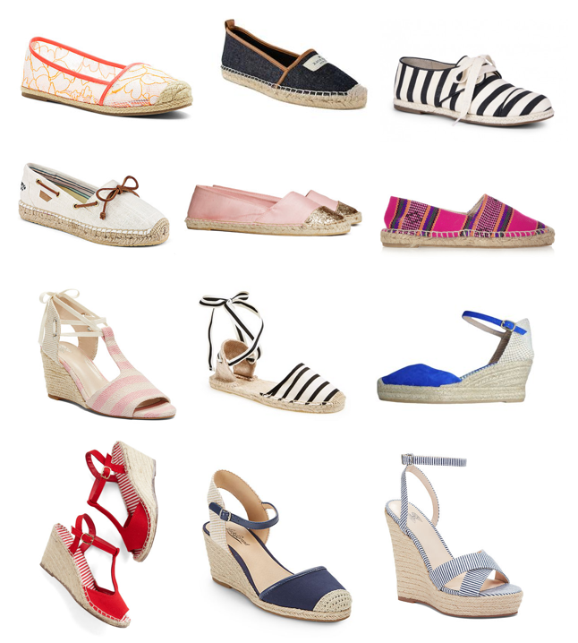 Espadrilles under $65