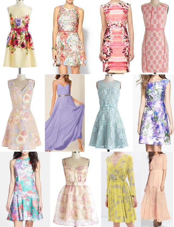 Easter dresses on a budget