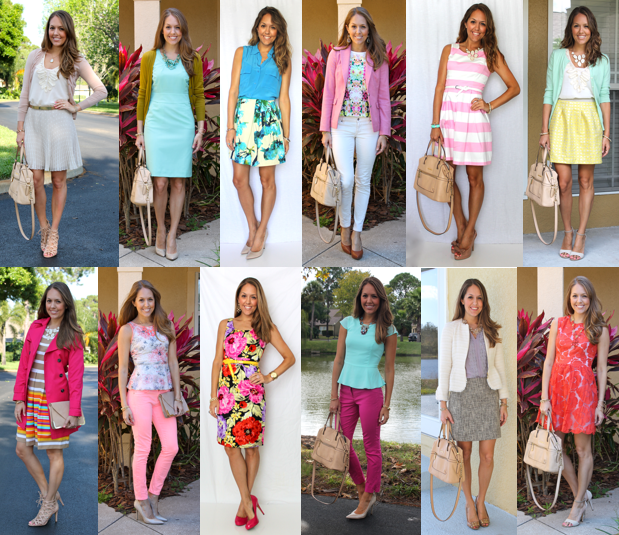 Today's Everyday Fashion: 12 Easter Outfit Ideas — J's ...