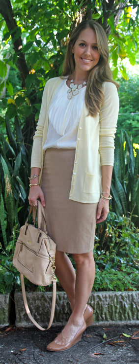 Neutrals work outfit