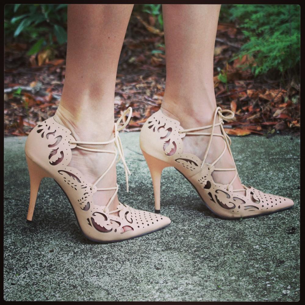 ShoeDazzle Belisma