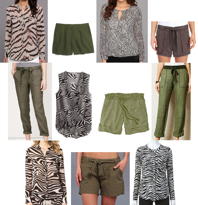 Safari trend shopping under $100