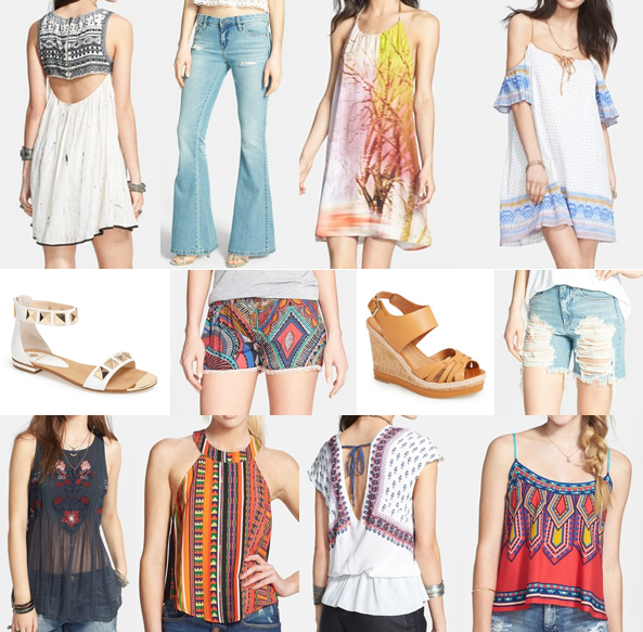 Nordstrom Half-Yearly Sale: Boho Chic Under $100