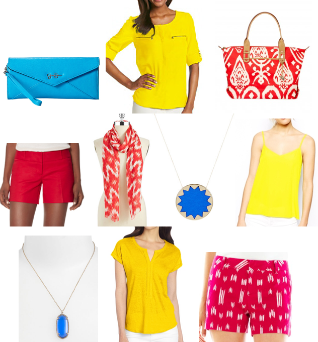 Primary colors under $100