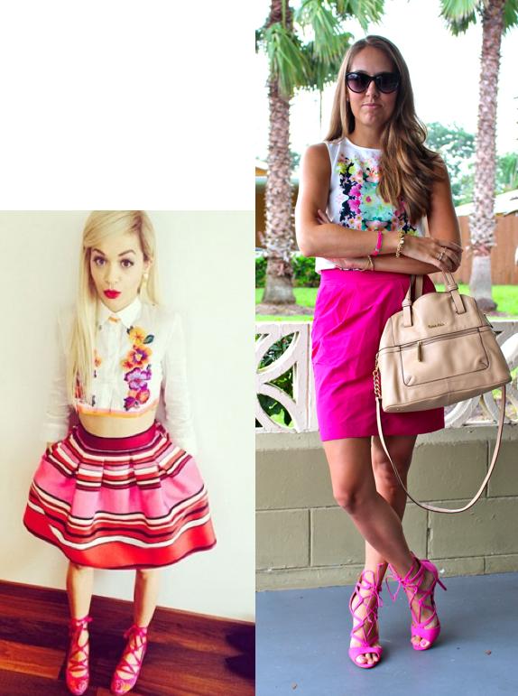 Inspiration:Rita Ora Instagram