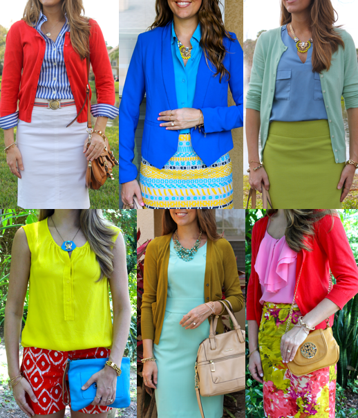 15 fun color combos to try this summer