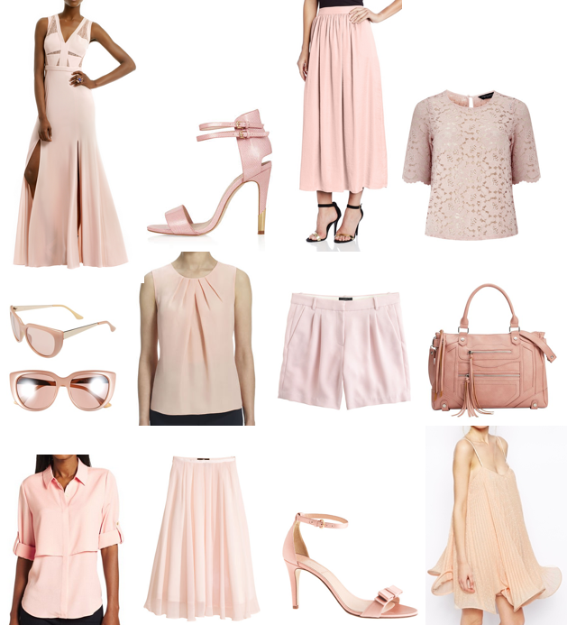 Blush things I'm swooning over