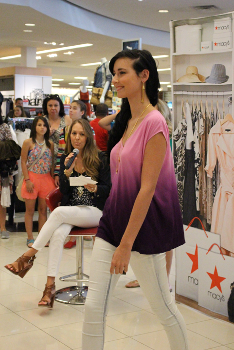 Macy's Vince Camuto event in Orlando