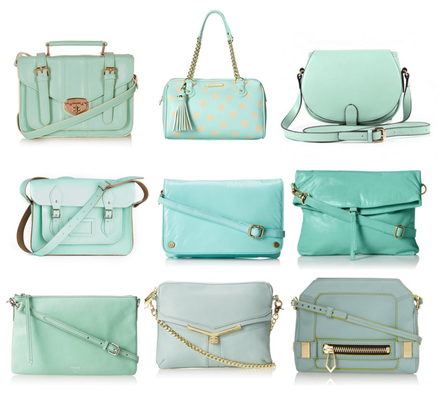 Mint purses on a budget