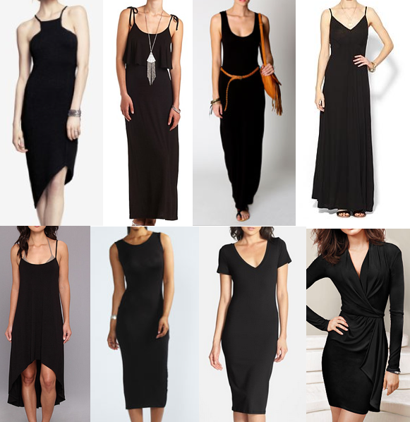 Black dresses under $50
