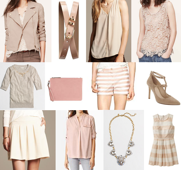 New arrivals: neutrals