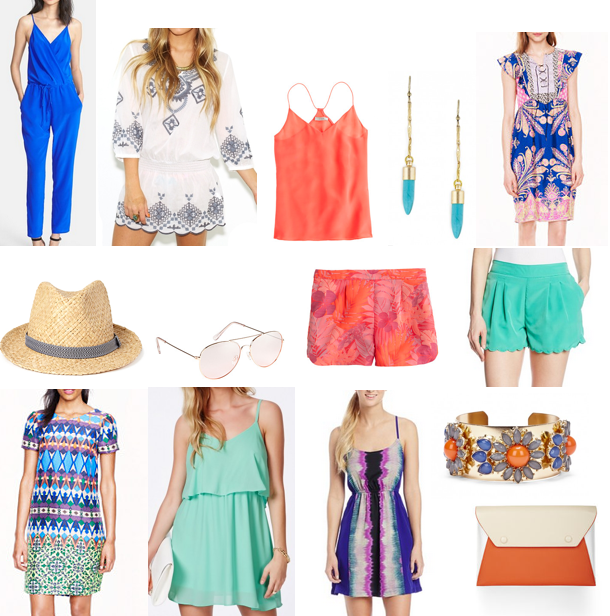 Summer shopping picks