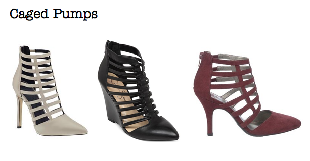 Fall 2014 trends: caged pumps