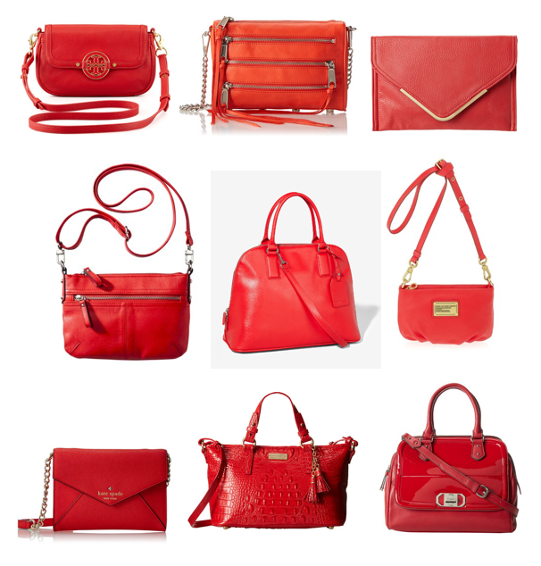 Tomato red purses for every budget