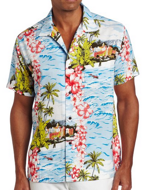 Classic Hawaiian Shirt