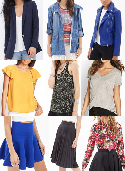 Forever 21 fall picks