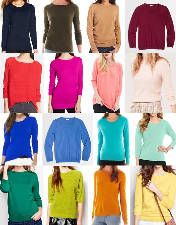 Crewneck sweaters under $75