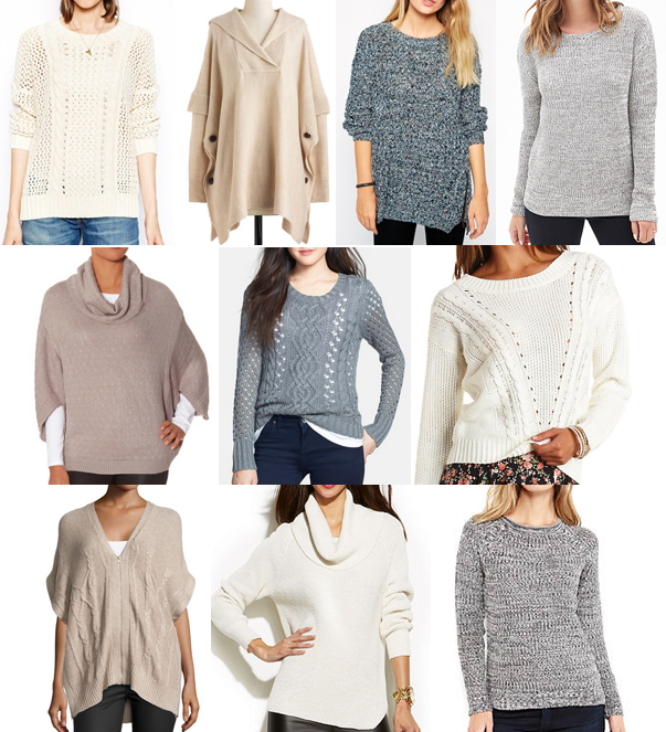 Cozy knits under $100