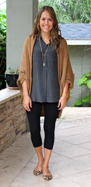 Today's Everyday Fashion: Leggings — J's Everyday Fashion